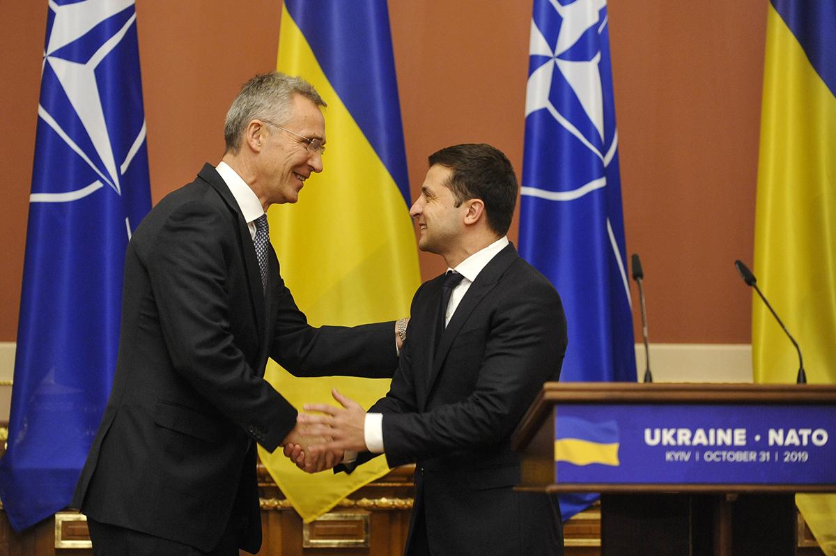 Ukraine tự nhận mình là 'tiền đồn phía đông' của NATO
