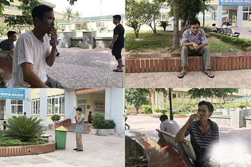 Hà Tĩnh: Giám sát công tác phòng chống tác hại thuốc lá tại một số cơ sở y tế