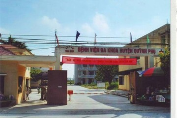 Thái Bình: Bệnh viện Quỳnh Phụ xây dựng môi trường không thuốc lá