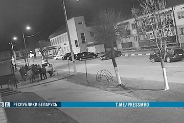 Belarus: Tài xế lái xe tông thẳng vào đám đông do mâu thuẫn cá nhân