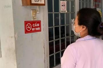 Trung tâm sức khỏe sinh sản tỉnh Kon Tum nói không với thuốc lá