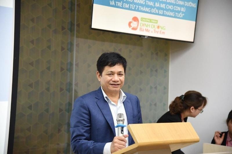 Ajinomoto góp phần chăm sóc sức khỏe mẹ và bé bằng phần mềm 1.300 món ăn