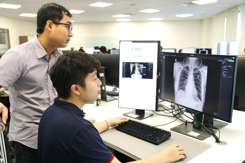 VinBigdata công bố kết quả của cuộc thi toàn cầu về ứng dụng AI trong phân tích hình ảnh y tế