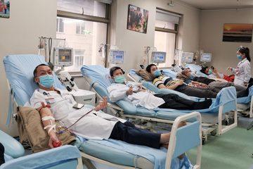 Ngày toàn dân hiến máu: Hãy hiến máu thường xuyên