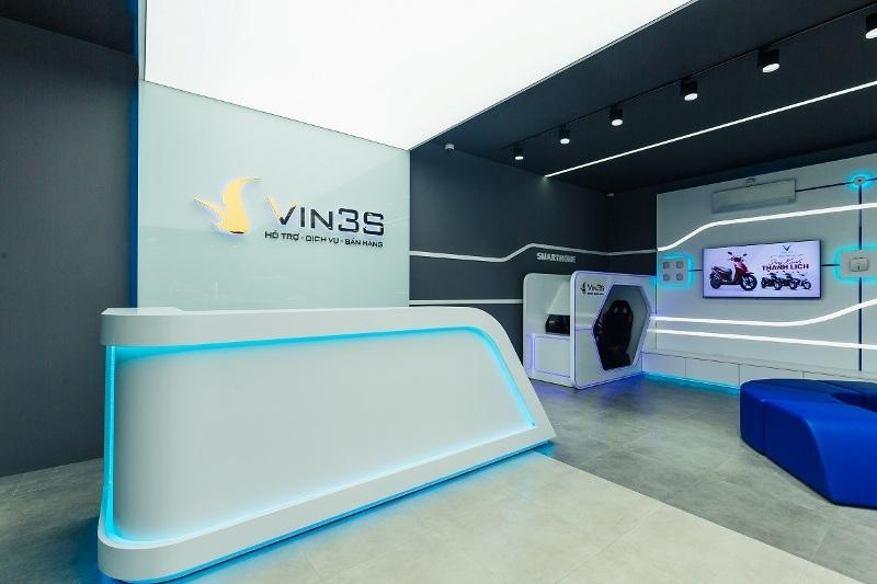 Khám phá không gian showroom Vin3S đầu tiên tại Việt Nam của VinFast
