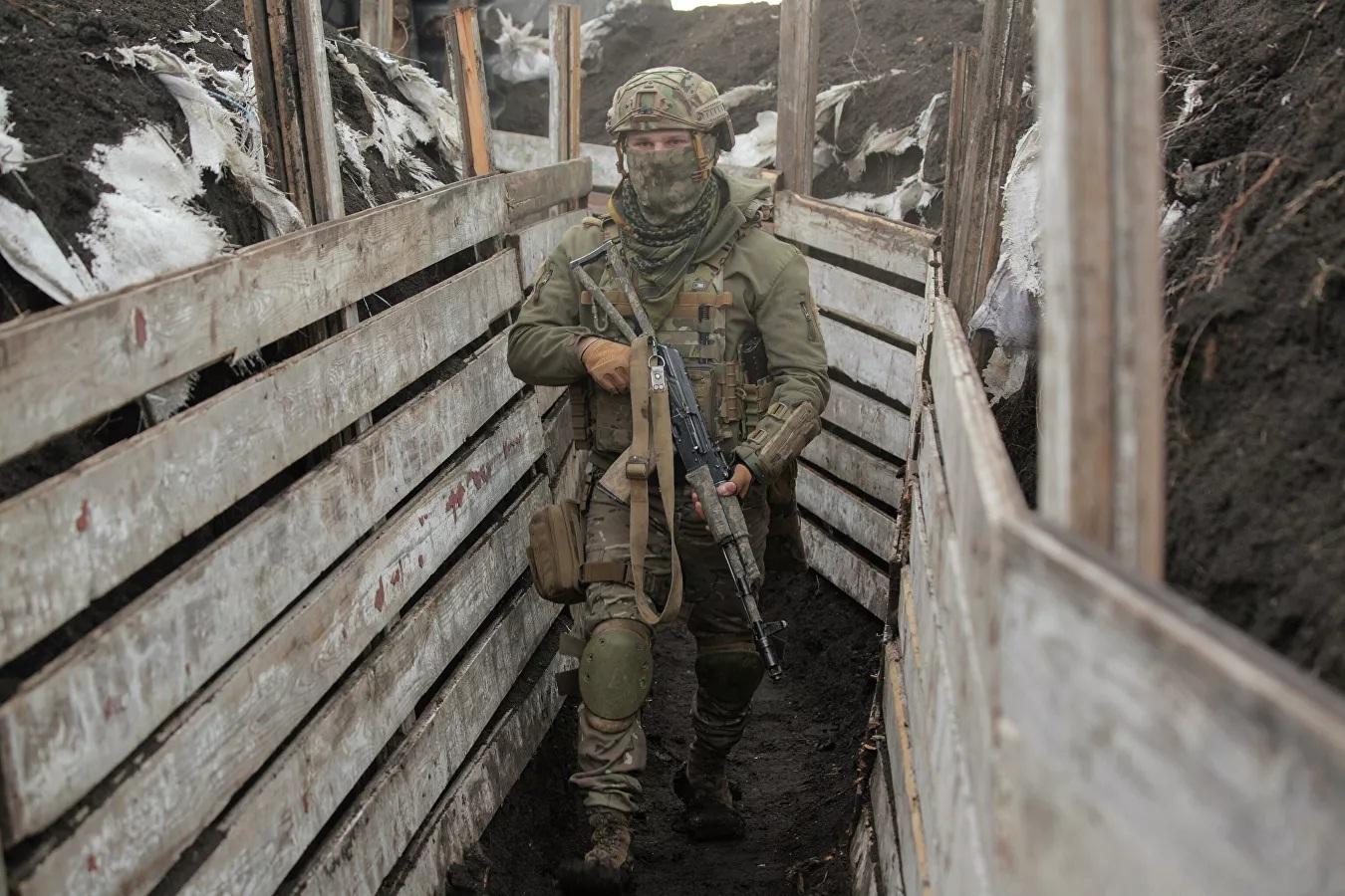 Ngoại trưởng Ukraine nêu điều kiện 'nổ súng' ở Donbass