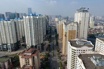 CBRE: Giá chung cư Hà Nội sẽ tăng 4-6% trong năm 2021