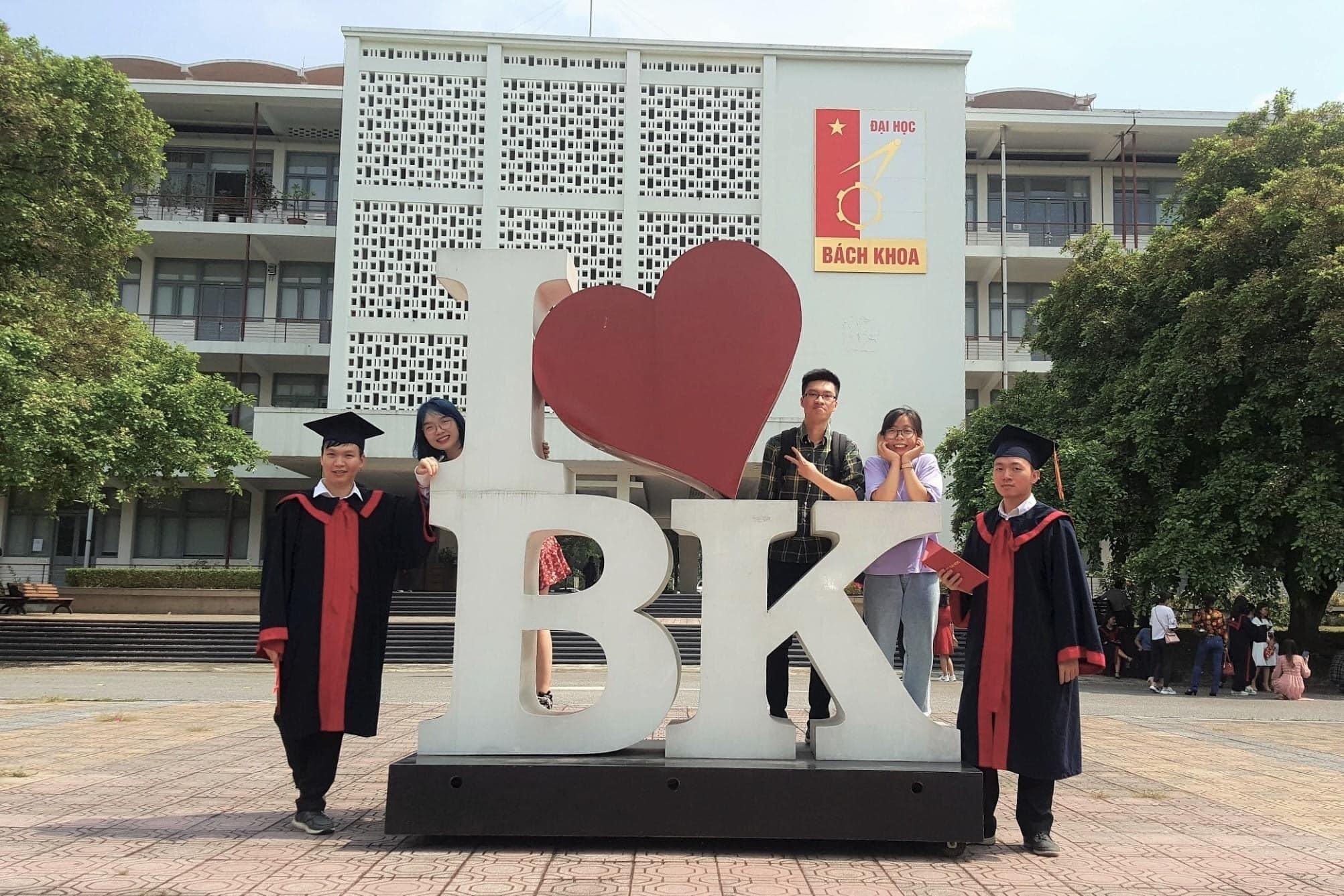 Đại học Bách khoa Hà Nội,Viện Điện tử Viễn thông,Nguyễn Ngọc Cường,học bổng Honda Y-E-S