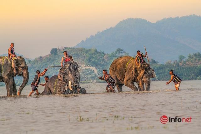 Du lịch,Hồ Lắk