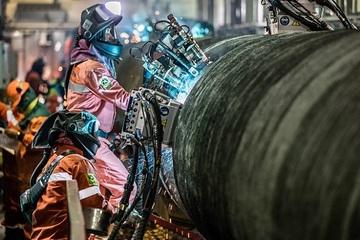 Mỹ thông qua hai gói trừng phạt với Nord Stream 2