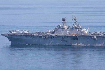Điều tàu sân bay và tàu đổ bộ tấn công tới Biển Đông, Mỹ muốn gửi thông điệp gì?
