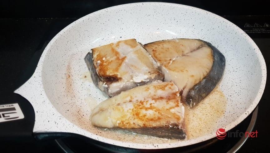 Cá thu kho dứa đậm đà thơm ngon