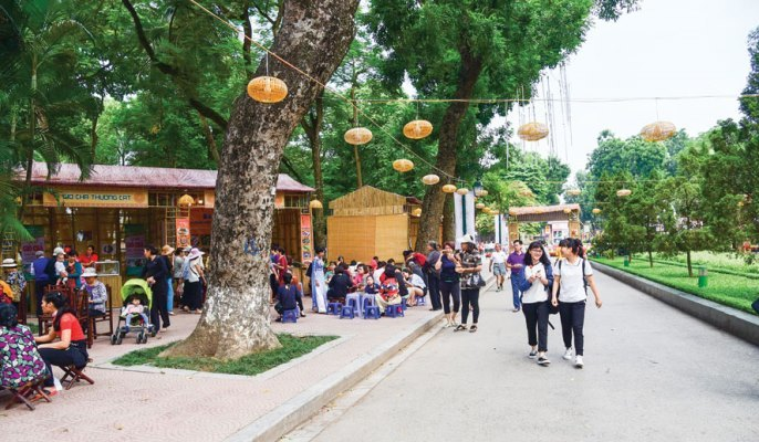 Hà Nội kích cầu du lịch bằng loạt chương trình ở 'Lễ hội du lịch và văn hóa ẩm thực'