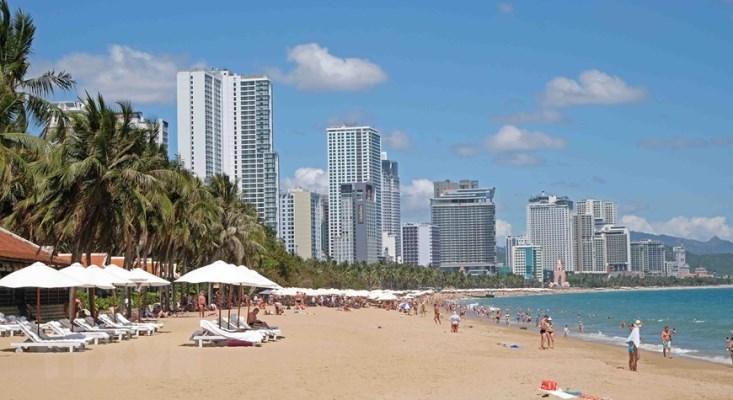 Khánh Hòa ước đón hơn 210.000 lượt khách lưu trú trong quý 1/2021