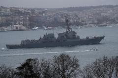 Mỹ gửi tín hiệu đặc biệt ở Biển Đen và hành động đáp trả 'cực gắt' của Nga