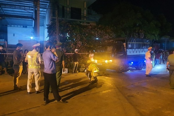 Quảng Nam: Xe ô tô 'điên' tông 5 người thương vong