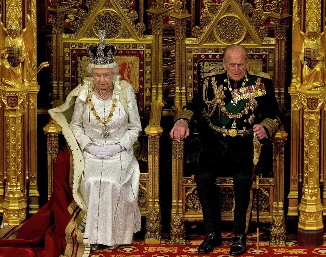 Gần một thế kỷ huy hoàng của Hoàng thân Philip