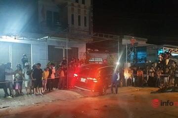"""Hiện trường vụ xe ô tô """"điên"""" tông 7 người thương vong ở Quảng Nam"""