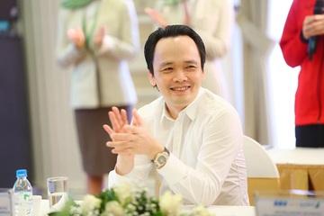 """FLC tăng giá dồn dập trước ĐHCĐ, Chủ tịch Trịnh Văn Quyết """"lội ngược dòng"""" lên Top 30"""