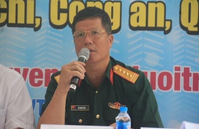 trường quân đôi,học viện kỹ thuật quân sự,học viện hậu cần,Đại tá Vũ Xuân Tiến