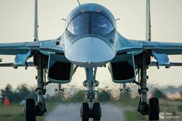 Quân đội Nga mở rộng khả năng chiến đấu cho 'Thú mỏ vịt' Su-34