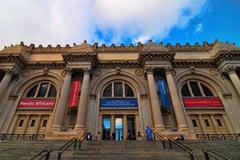 Viện bảo tàng Mỹ thuật Metropolitan ở đâu, nổi tiếng nhất về điều gì?