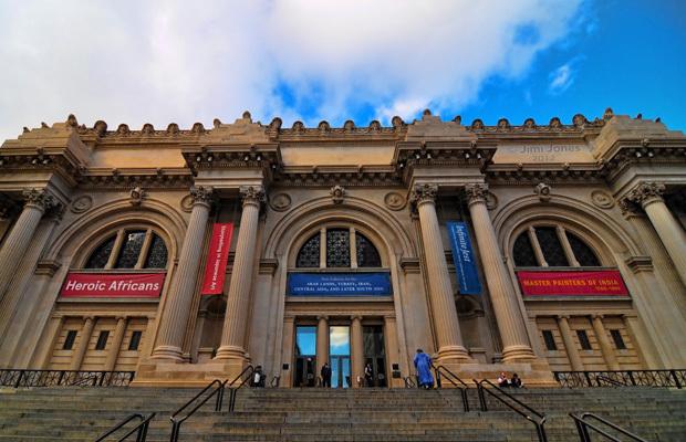 Viện bảo tàng Mỹ thuật Metropolitan