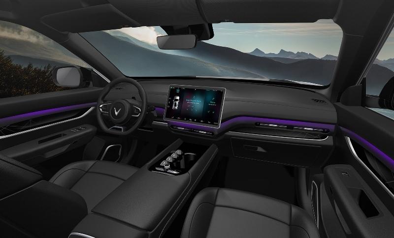 VinFast chọn công nghệ Chip Nvidia trên ô tô điện thông minh tự hành