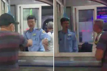 """Chặn xe cứu thương quyết đòi 10.000 đồng phí ra cổng bến xe: Do """"nhân viên mới""""?"""