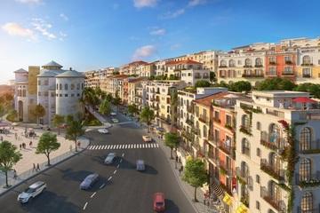 Sắp ra mắt chính thức The Center - tâm điểm phồn hoa của thị trấn Địa Trung Hải