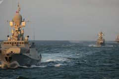 Nga tức tốc điều hàng chục tàu chiến đến Biển Đen để làm gì?