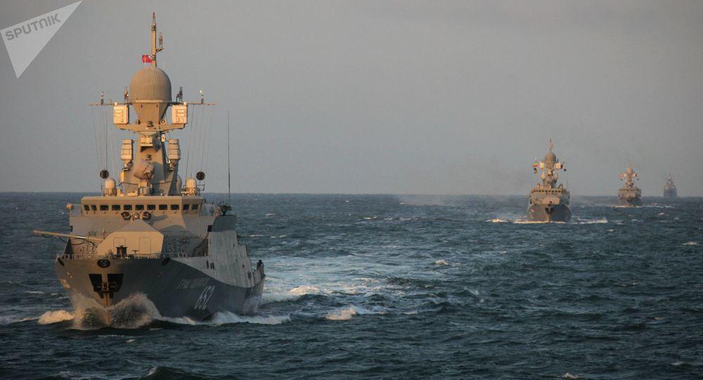 Nga,Mỹ,Biển Đen,Hạm đội Caspi