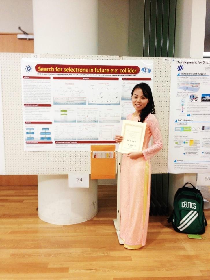 Nể phục cô gái nghèo 7 năm chinh phục bằng Tiến sĩ trên đất Nhật