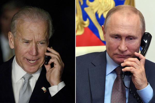 Bất đồng sâu sắc lộ rõ trong cuộc điện đàm của Tổng thống Nga - Mỹ