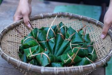 Bánh Cooc Mò: đặc trưng ẩm thực của người Tày