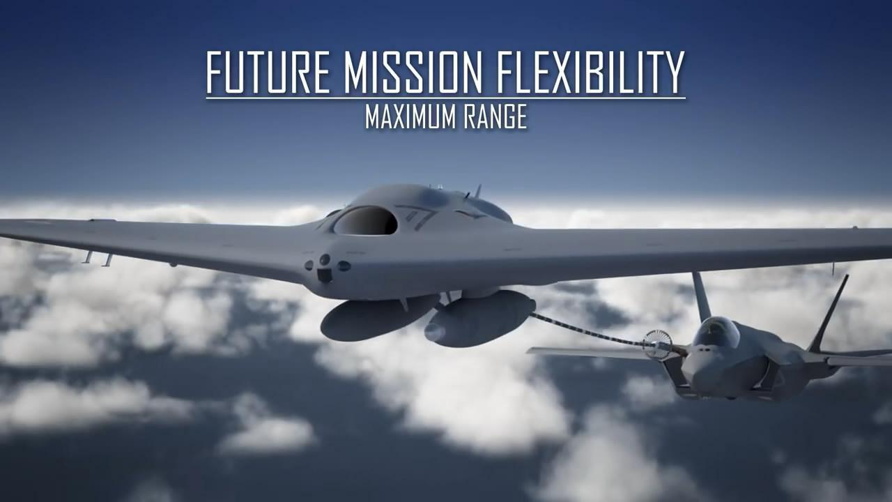 Tàu sân bay Mỹ sẽ như 'hổ mọc thêm cánh' khi có UAV MQ-25