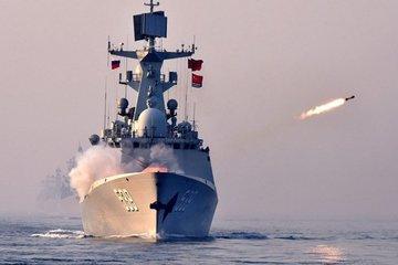 Trung Quốc tập trận bắn đạn thật đúng ngày phái đoàn Mỹ thăm Đài Loan