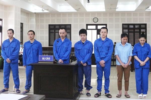 """Tổ chức cho 14 người Trung Quốc nhập cảnh và ở """"chui"""", 7 bị cáo lĩnh án tù"""