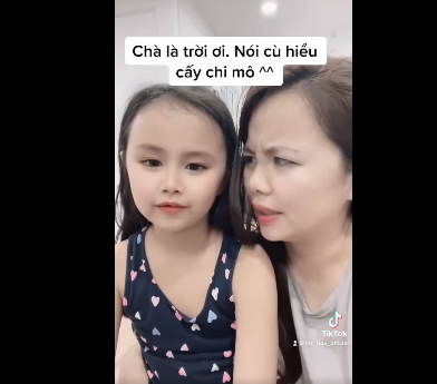 Cô bé 5 tuổi chuyển ngữ 'siêu đỉnh' từ tiếng Nghệ An sang tiếng Anh