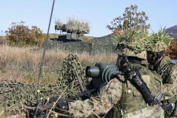 Quân đội Nhật Bản có 'động thái lạ' tăng cường đối phó Trung Quốc