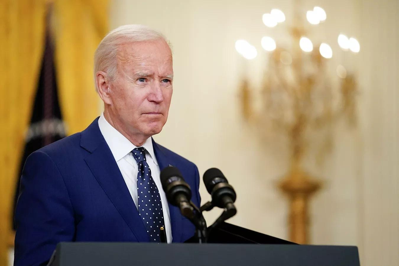 Ông Biden gặp sự cố phát âm sai họ của Tổng thống Putin