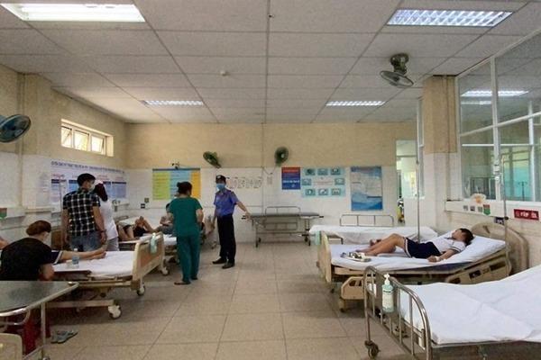 Vụ 32 học sinh cấp cứu ở Đà Nẵng: Do chơi đất nặn slam