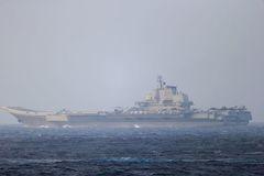 Trung Quốc tập trận quy mô lớn gần Đài Loan 'chỉ để cho Mỹ xem'?