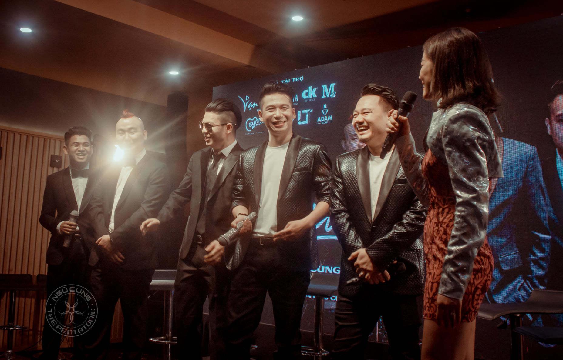 Rockband Ngũ Cung tiết lộ chuyện tình 'quằn quại' của Trần Thắng trở thành cảm hứng sáng tác ca khúc mới