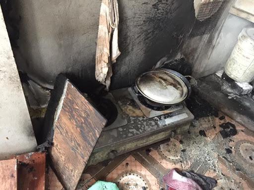 Quảng Ninh: 2 người bỏng nặng do rò rỉ gas