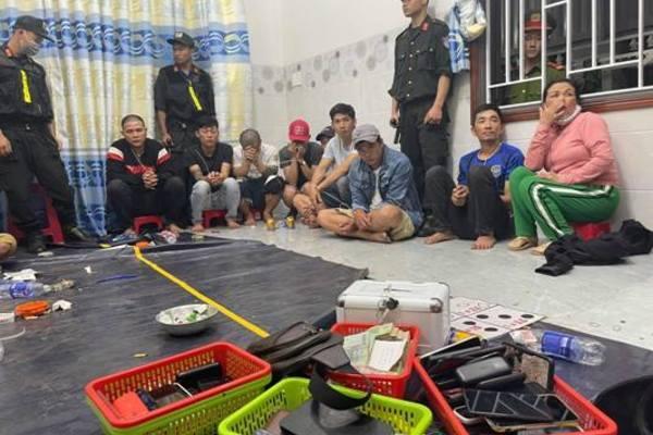 """Khởi tố hàng chục đối tượng vụ xóc đĩa """"khủng"""" ở huyện nghèo Krông Pắk"""