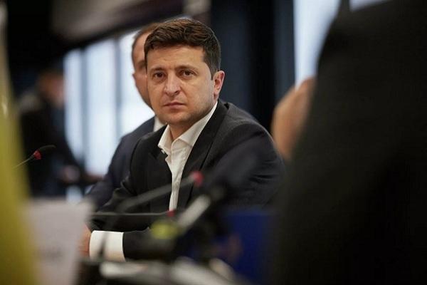 Tổng thống Ukraine Zelensky 'nói kháy' Nord Stream 2, Nga lập tức đáp trả