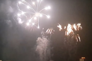 Tổ chức 1 điểm bắn pháo hoa nổ tầm cao tại TP Việt Trì dịp Giỗ Tổ Hùng Vương năm 2021