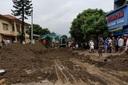 Lũ ống bất ngờ ập về ở Lào Cai, 2 người chết, 1 người mất tích