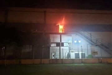 Cháy nhà xưởng tại Bắc Ninh, 3 người thiệt mạng